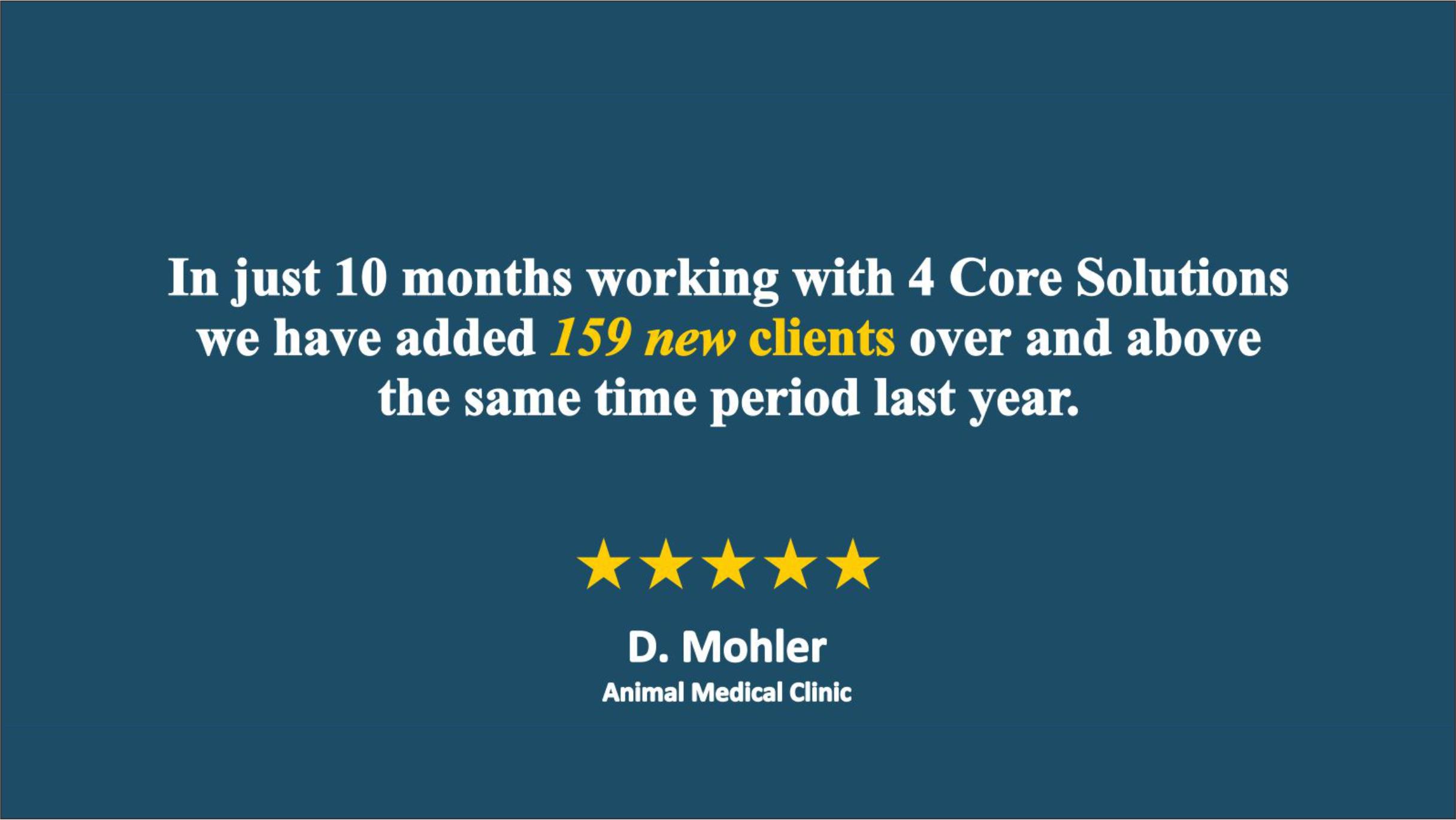 4 Core Digital Marketing Solution